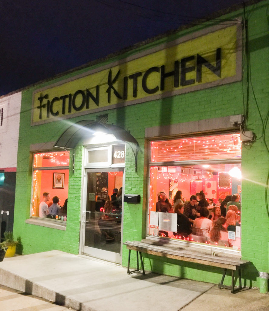 The Fiction Kitchen