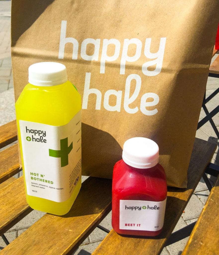 Happy + Hale